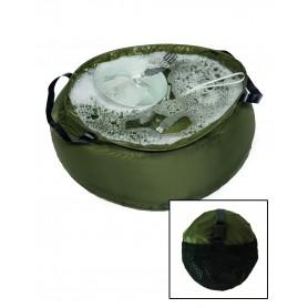 Mil-Tec Faltbarer Waschbehälter R/S oliv