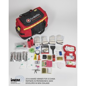 Grab&Go™ Emergency Kit 4 Personen