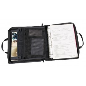 Tasmanian Tiger TT File Server A4 Schreibmappe black