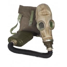 Polnische Schutzmaske MP-3, gebraucht (nur für Deko)