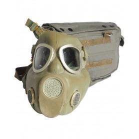Polnische Schutzmaske MP-4, gebraucht (nur für Deko)