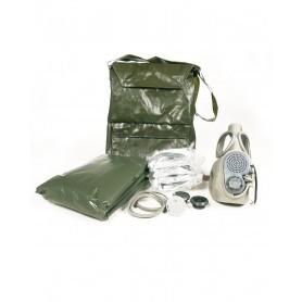 Schutzmaske M10M, gebraucht (nur für Deko)