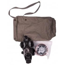 Schweizer Schutzmaske, gebraucht - (nur für Deko)