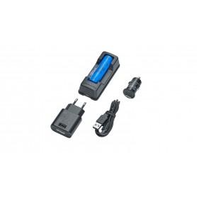 Walther Pro Multi Lade-Set für Walther Pro Taschenlampen