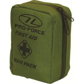 Highlander Military First Aid Mini Pack
