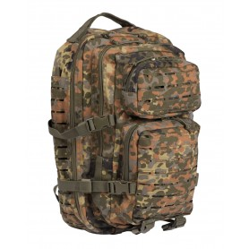 Assault Pack large Laser Cut Flecktarn
