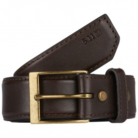 5.11 Casual Leather Belt brown