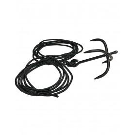 Wurfanker mit Seil 10m