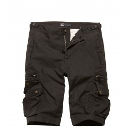 Vintage Industries Gandor Shorts black