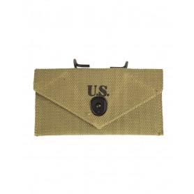 US Verbandszeugtasche M42 khaki (Repro)