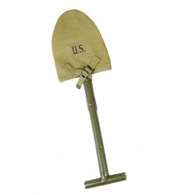 US T-Spatenhülle M10 khaki (Repro)
