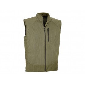 GSG Defcon 5 Combat Fleece Vest OD Green