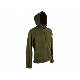 GSG Fleece Jacke Tactical olive