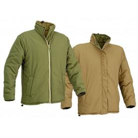 GSG Defcon 5 Reversibile Jacket OD grün/tan