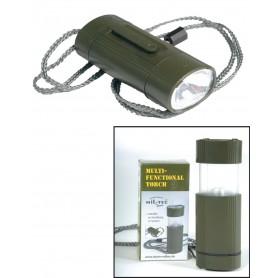 Mil-Tec Mulitfunktionslampe olive
