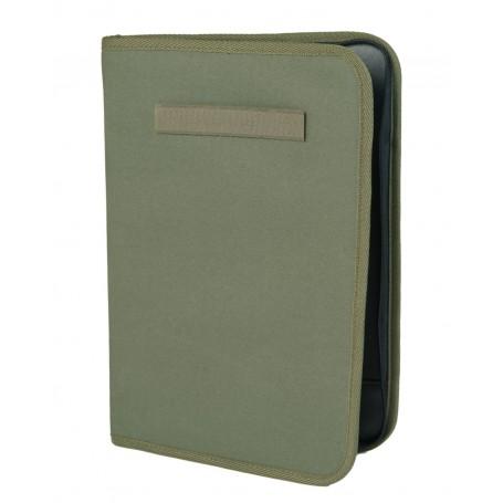 Herren-accessoires Mil-tec Bw Kartenmappe Faltbar Oliv