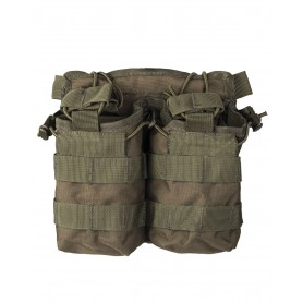Mil-Tec Mag. Pouch Open Top Double olive