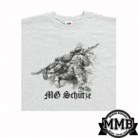 T-Shirt MG Schütze