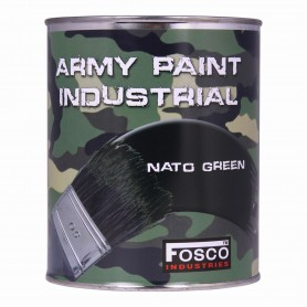 Army Paint Industrial Armee Farbe 1L Nato green