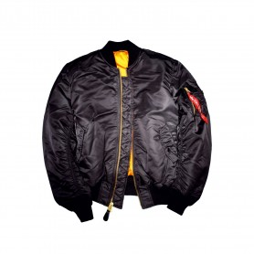 Alpha MA-1 Fliegerjacke black