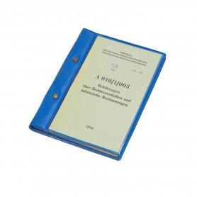 Belehrungen über Rechtsvorschriften und militärische Bestimmungen