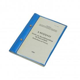 Geräte zur Spezialbehandlung für Panzertechnik / Beschreibung und Nutzung