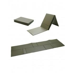 Bw Isomatte faltbar 190x60x0,5cm oliv