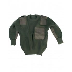 Pullover Kids Pan oliv