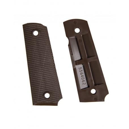 Griffschalen Colt 1911 A1 Nylon Braun