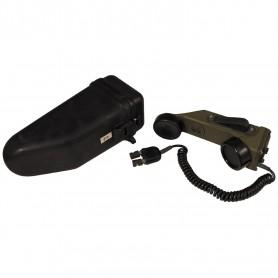 US Telefon Set, TA-1/PT, mit Transportbox, gebraucht