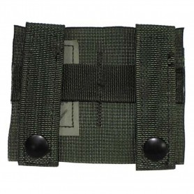 US Army Adapter MOLLE für ALICE Clip oliv neuwertig