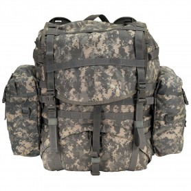 US Army Rucksack MOLLE II light gebraucht