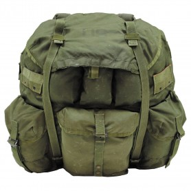 US Army Rucksack ALICE Pack large oliv gebraucht