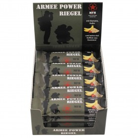 MFH Armee Power Riegel 20er Packung je 60 g