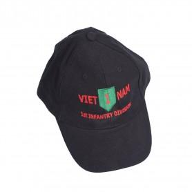 Base Cap 1st Infantry Vietnam