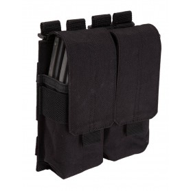 5.11 Stacked Double Mag Pouch black