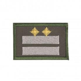 NVA Dienstgradabzeichen Oberstleutnant, neu