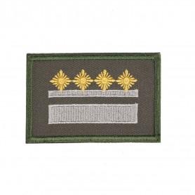NVA Dienstgradabzeichen Hauptmann, neu