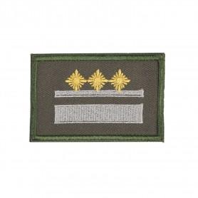 NVA Dienstgradabzeichen Oberleutnant, neu