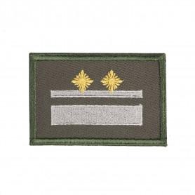 NVA Dienstgradabzeichen Leutnant, neu