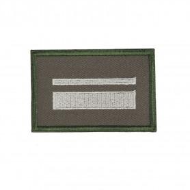 NVA Dienstgradabzeichen Unterfeldwebel, neu