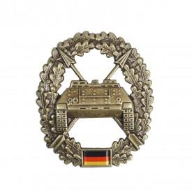 BW Barett Abzeichen Panzerjäger