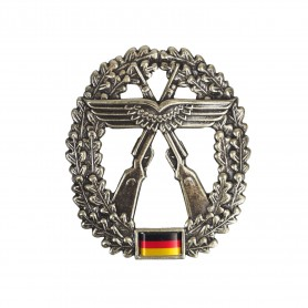 BW Barett Abzeichen Luftwaffensicherung