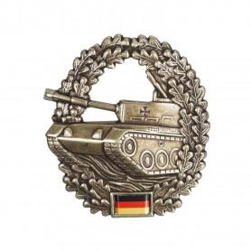 BW Barett Abzeichen Panzertruppe