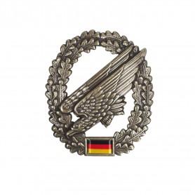 BW Barett Abzeichen Fallschirmjäger