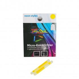 Knicklicht Micro 39mm div. Farben