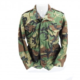 US Army M65 Feldjacke woodland original