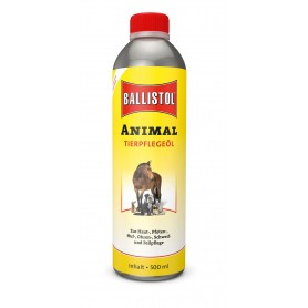Ballistol Animal Tierpflege, 500 ml Dose