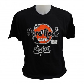 T-Shirt Hard Rock Cafe Kabul