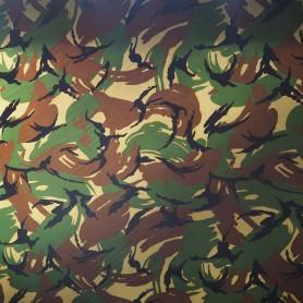 Engl. Armee Original Tarpstoff, Ripstopp, per Meter